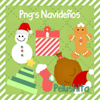 Christmas PNGS by PelushitaPetisuit