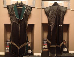 Loki coat - Avengers by elsarose