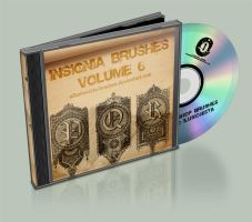 Insignia Brushes Vol. 6 by OIlusionista-brushes