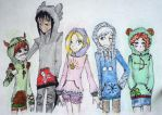 big5 hoodies by UkeHicForEva