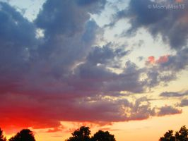 Beautiful Sunset by Michies-Photographyy