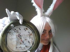 'Tick Tock, Alice...' by Bloodfourne