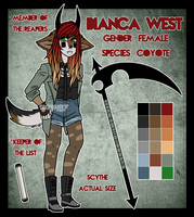 Bianca West .: REF :. by noahjayne