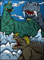 Angilas: Death in the Ice by earthbaragon