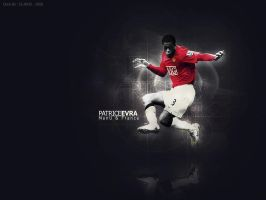 Patrice Evra by ad-ds