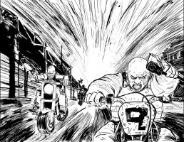 WZ3 Inks Cover001 by ComicMunky