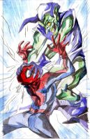 Spider-Man Vs. #3 by theintrovert