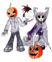 Happy Halloween by Griddles