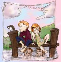 Summer by Ginny168