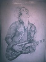 Synyster Gates WIP 4 by Nimiea