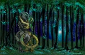Evergreen by Vyntresser