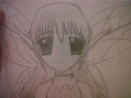 pixie fairy dont know... by chimomo23