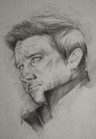 Hawkeye - work in progress - by JuliaFox90