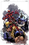 Joey's Avengers: COLORS by MadcapLLC
