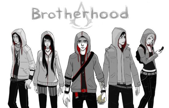 Brotherhood by cibo-black-cat