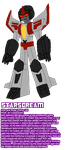VERTEX: Starscream by InvaderToum