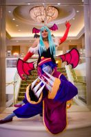Darkstalkers: Think you can take us on? by Jru