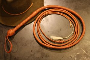 Indiana Jones Bullwhip by ShoopWoop17