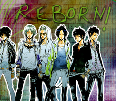 Vongola Guardians, TYL WP. by Silver-Symphony