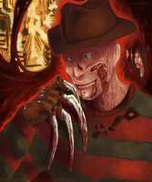 Oh Freddy by CrashedCometGirl