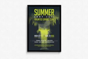 Summer Camp by snkdesigns