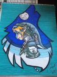 Twilight Princess picture I bought by Zombie-Necromancer23