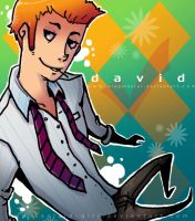 David for wippmaster by Koolaid-Girl