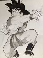 Goku The worlds Strongest by RuokDbz98