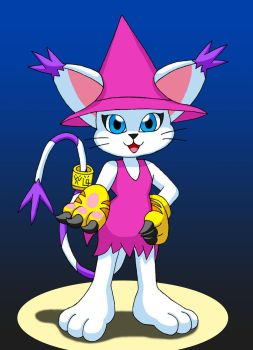 GatoWitch by Sonic808
