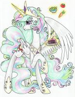 My Sweet Celestia by Matsuban
