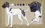 STS Dog- Dex by ShockTherapyStables