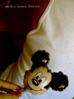 mickey mouse by mento0os