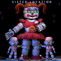 Circus Baby and Bidybabs! by GamesProduction