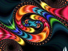 Fractal Desktop 26 by pokemonexplorerdev