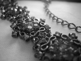 Cold beauty of jewellery by Lument