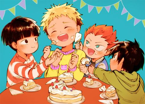 Happy Birthday Teru! by Chancake