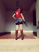 Resident Evil - Claire Redfield - Made in Heaven. by scarlettyredfly