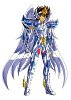 seiya. by srw13