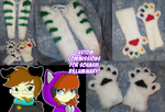 Custom Commissions for Sohashi by Luminary! by OurMassHysteria