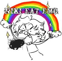 Niki Eat Emo by basalt