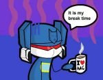 It's my break time by tf999dreams