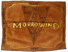 Morrowind by LoveryLine