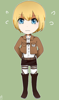 Request- Armin Arlert by mikufan75