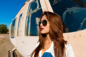 Amy at Miramar Air Museum 10 by trevor-w