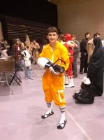 MonsterCon 2013 - Portal 2 by BlueWaterRose