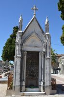 Old grave of Provence cemetery by A1Z2E3R