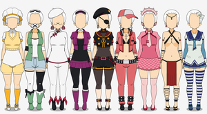 More Random Outfits by sexehpimp
