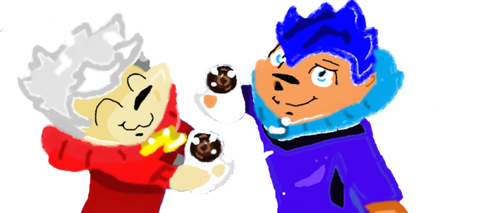 ~COCO BROS~(TRANSPARENT BACKGROUND) by swaggamer3333
