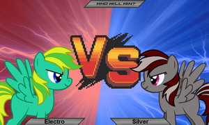 Electro vs Silver by Imp344