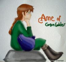 Anne of the Green Gables by ArienGreenleaf